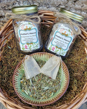 Load image into Gallery viewer, Mama Bear ~ Pregnancy Tea Bags with Organic Prenatal Herbs , Baby Shower Gift for Expecting Mothers and Pregnant Women, Mama Bear