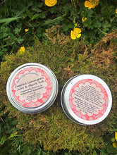 Load image into Gallery viewer, Salve Set with All Purpose Salve, Muscle Rub + Black Salve Herbal First Aid Kit for Cuts, Stings, Splinters + Sore Muscles for Gardener Gift
