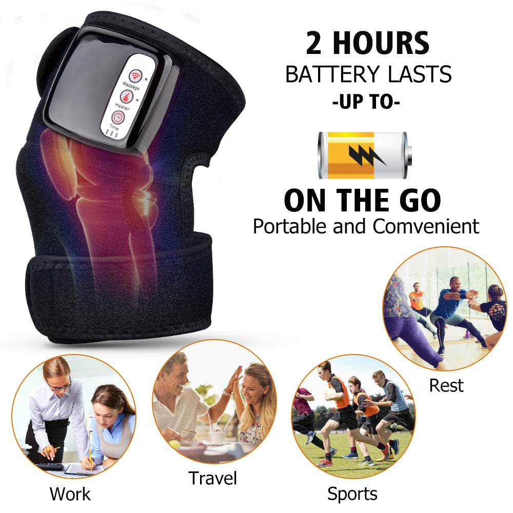 Knee Massager - Pro Knee Relief