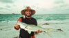 Catching Giant Snook From the Surf