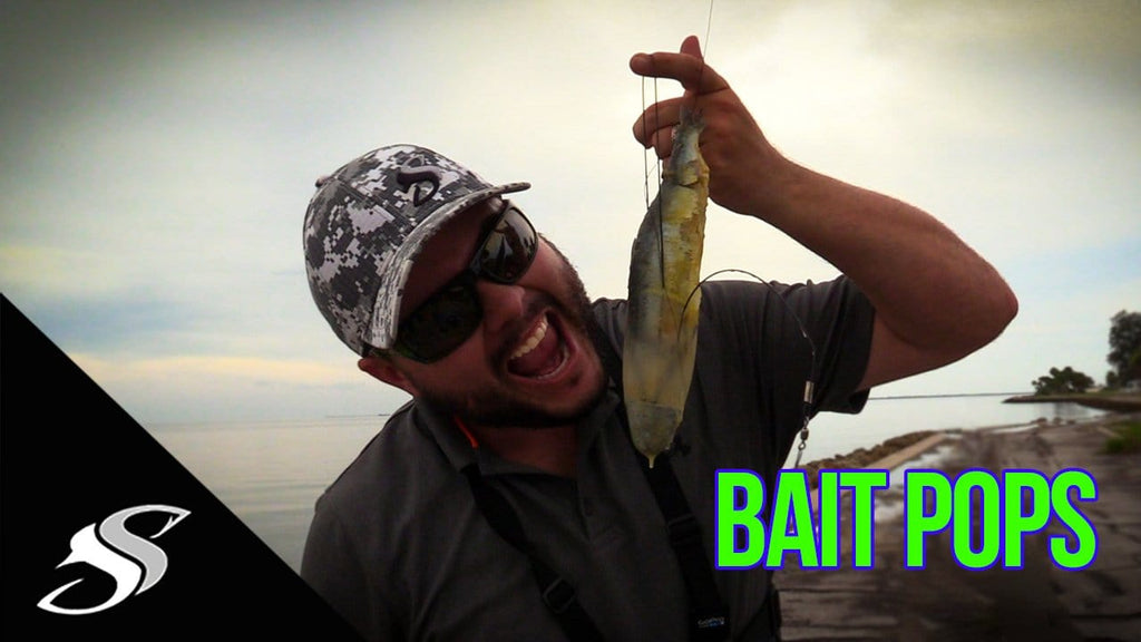 Rigging Bait for a Bait Cannon - Popsicle Fish Missiles!