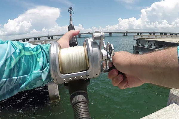 Skyway Fishing Pier | Grouper Fishing