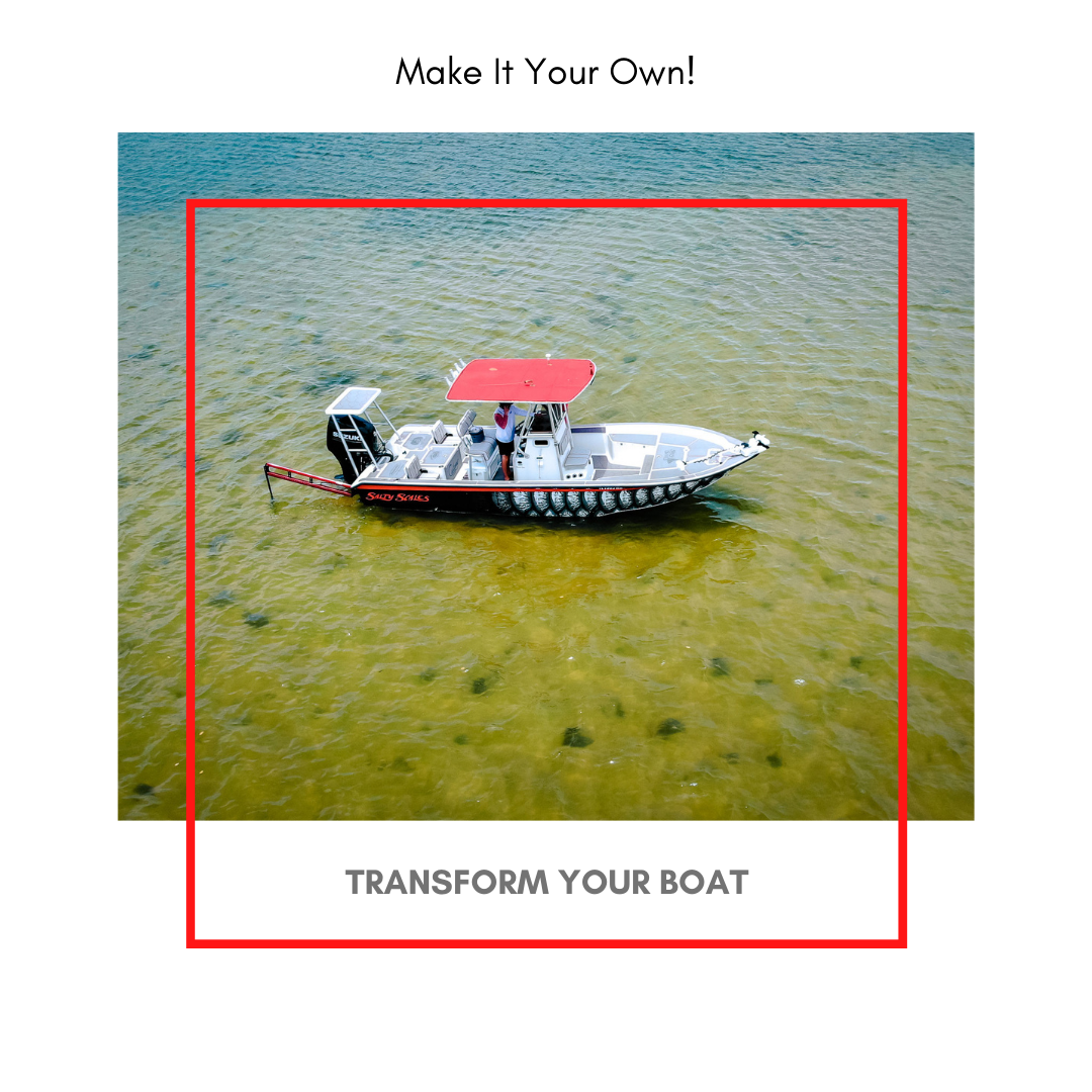 Transform your boat with SeaDek