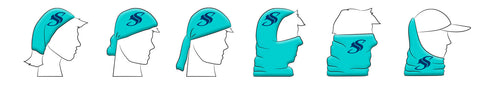Neck Gaiter Diagram
