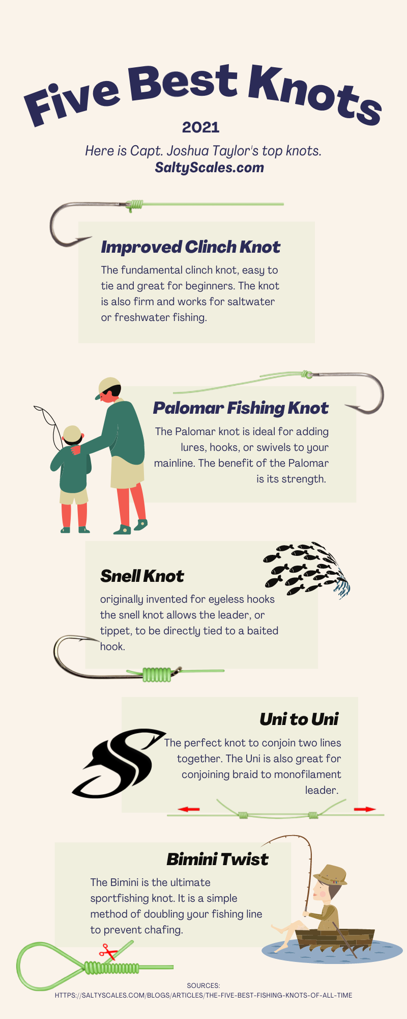 Knot Infographic