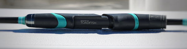 Toadfish Rod Butt