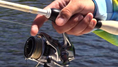 How to Cast a Spinning Reel/Rod