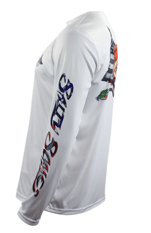 Redfish UPF Performance Fishing Long Sleeve, Gen 2