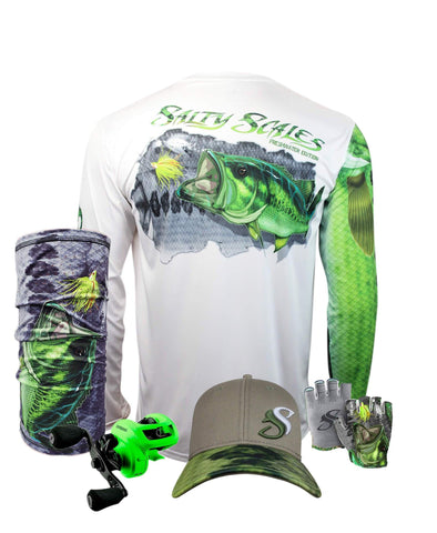 Largemouth Bass Deluxe Gift Pack