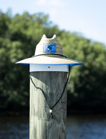 Image of Tarpon Straw Fishing Hat