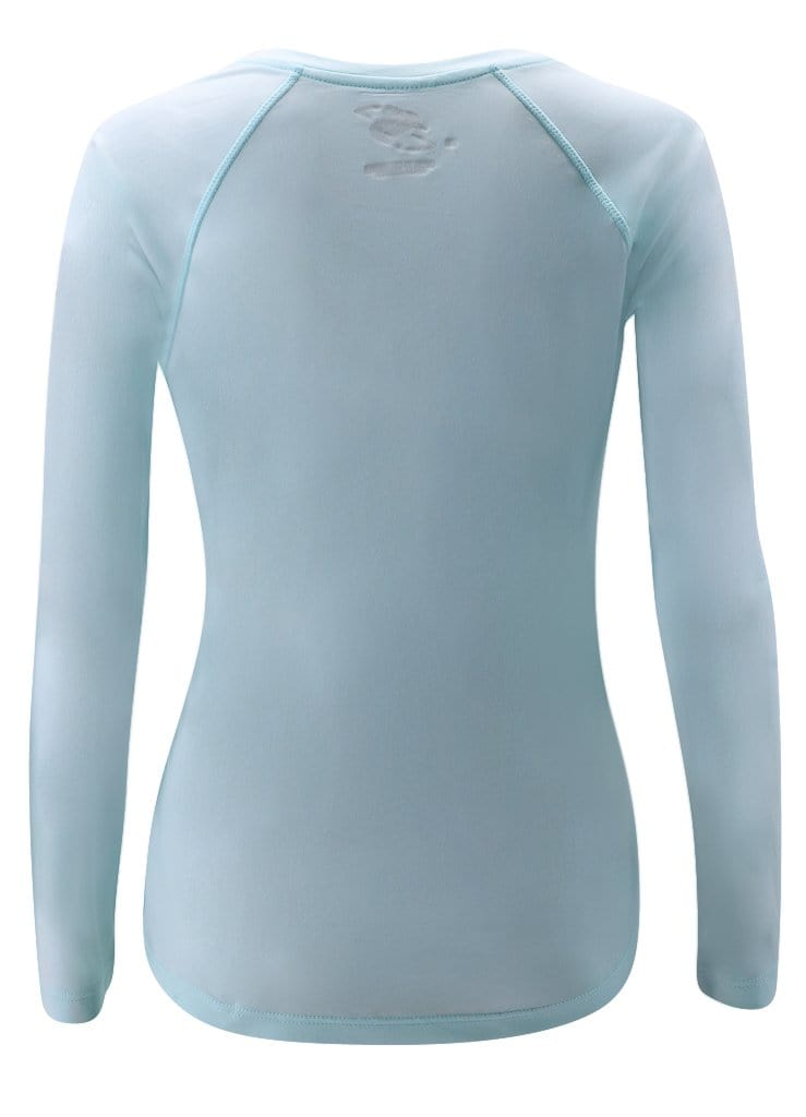 Womens UPF Performance Sailfish Longsleeve