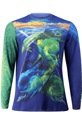 Image of Mahi Mahi Long Sleeve