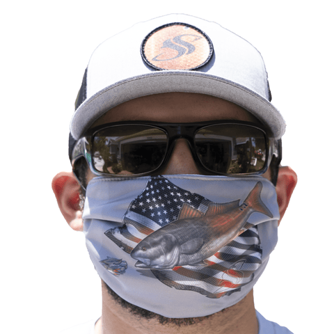 Redfish Gen 2 Face Mask