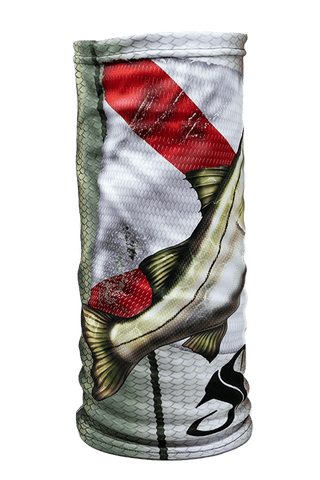 Florida Flag Snook Neck Gaiter