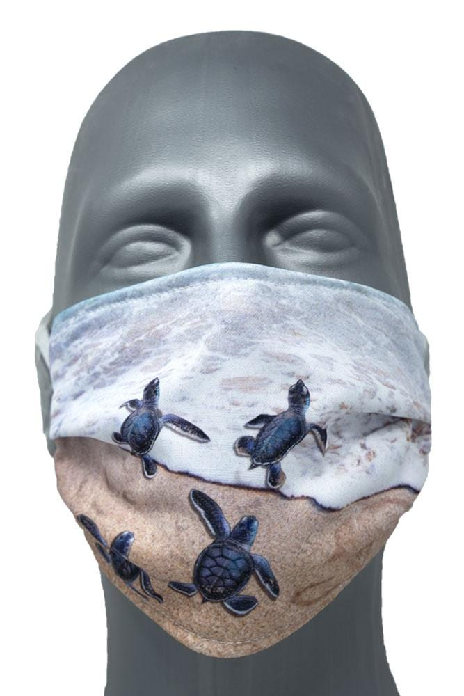 Turtle Face Mask