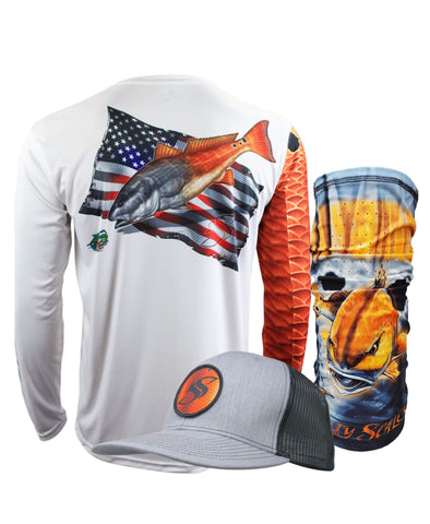 Capt. Josh Base Redfish Gift Pack