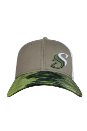Largemouth Bass Trucker Cap