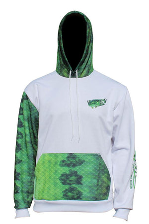Largemouth Fleece Bass Hoodie