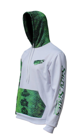 Image of Largemouth Fleece Bass Hoodie