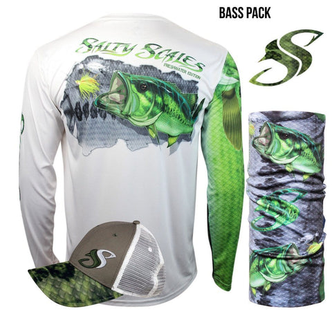 Bass Fishing Gift Pack