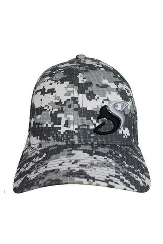 Camo Adjustable SS Cap