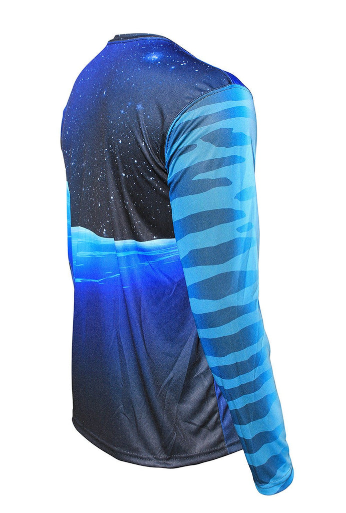 Mens Shark Performance Long Sleeve