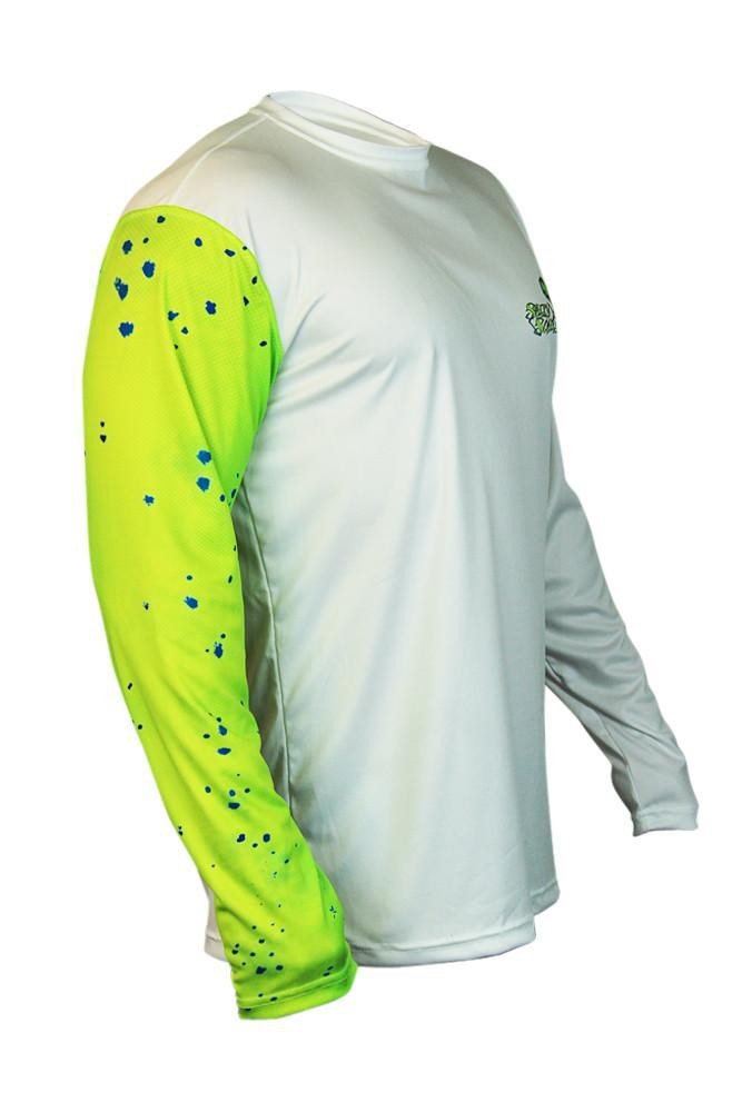 Mahi Mahi Long Sleeve Scale Armour