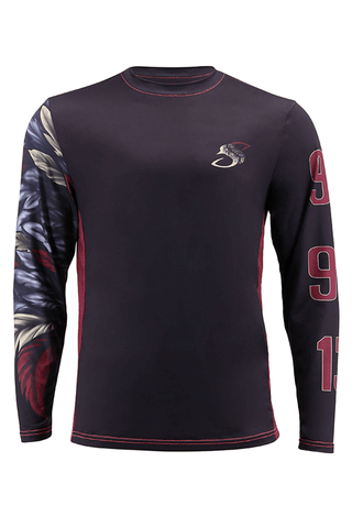 Image of Indigenous Indian Long Sleeve Fishing Shirt for Men