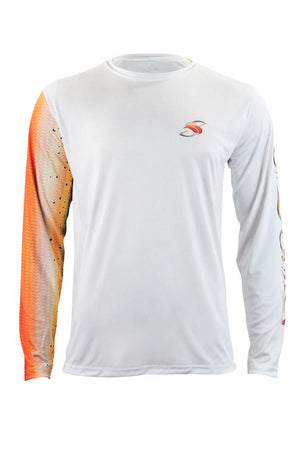 Inshore Slam Long Sleeve Fishing Shirt for Men, Dri-Fit Performance Clothing
