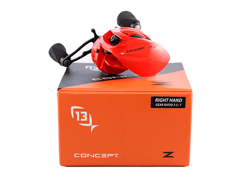 Concept Z 13 Fishing Reel