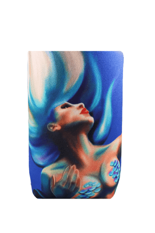 Majestic Mermaid Can Koozie