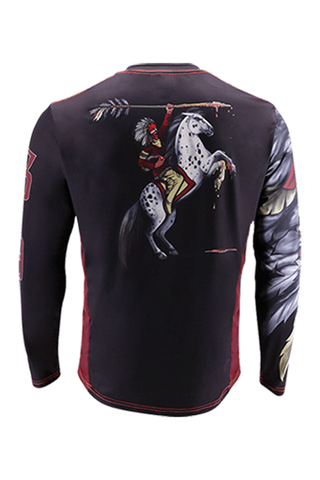 Indigenous Indian Fishing Shirt for Men