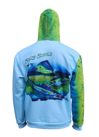 Image of Offshore Fleece Slam Hoodie