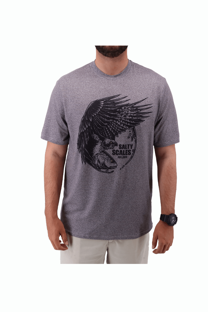 Redfish Osprey Short Sleeve T-Shirt