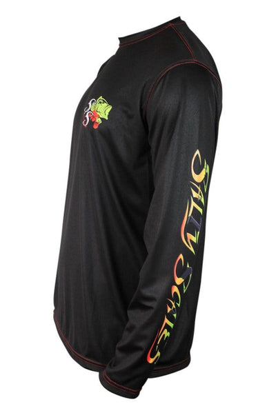 Peacock Bass Performance Fishing Long Sleeve Shirt