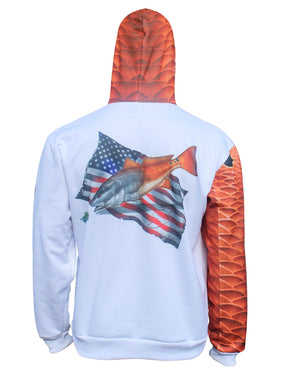 Redfish Gen 2 Fleece Performance Hoodie