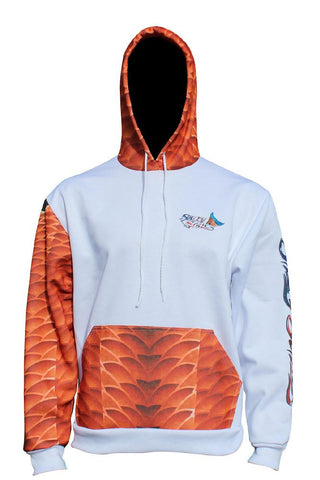 Image of Redfish Gen 2 Fleece Performance Hoodie