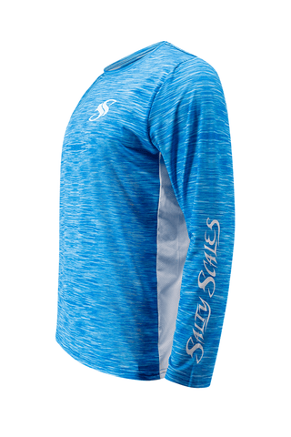 Image of Cobia Triple Tail Performance Fishing Shirt