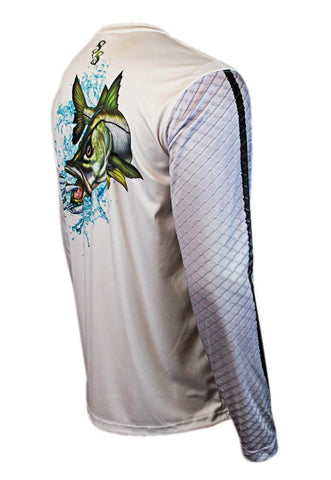 Snook Long Sleeve Fishing Shirt