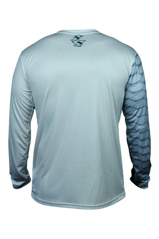 Image of Tarpon Long Sleeve Fishing Shirt