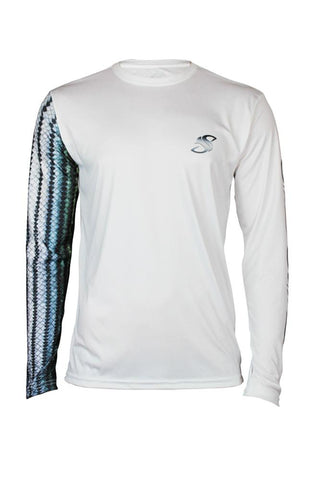 Image of Striper Scale Armor Performance Long Sleeve