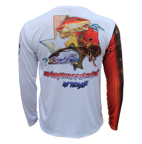 Texas Slam Fishing Shirt