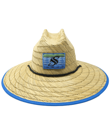 Tarpon Straw Fishing Hat