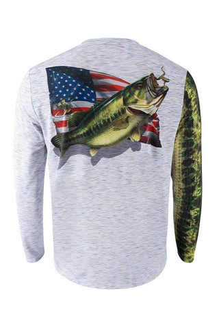 Image of Largemouth Bass Shirt Gen 2