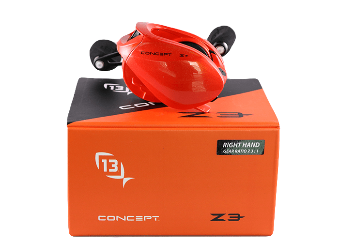 CONCEPT Z3 Fishing Reel