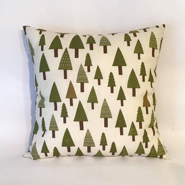 Green Trees Cushion