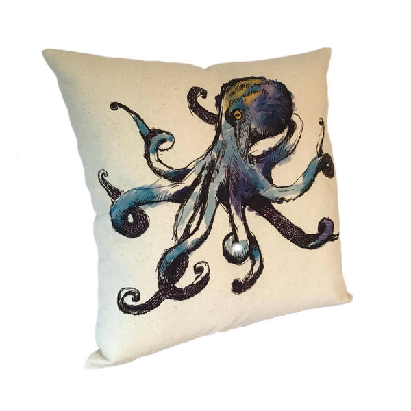 Octopus Cushion