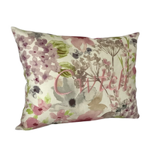 Load image into Gallery viewer, Cwtch Cushion Pastel pink left view