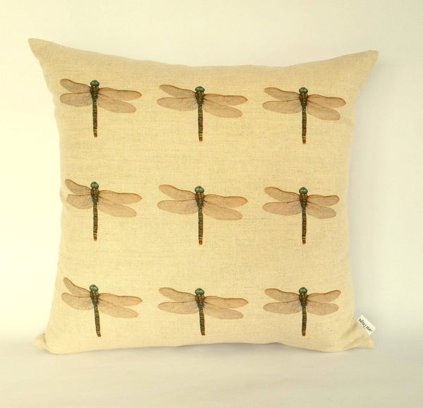 Dragonfly (multi) Cushion