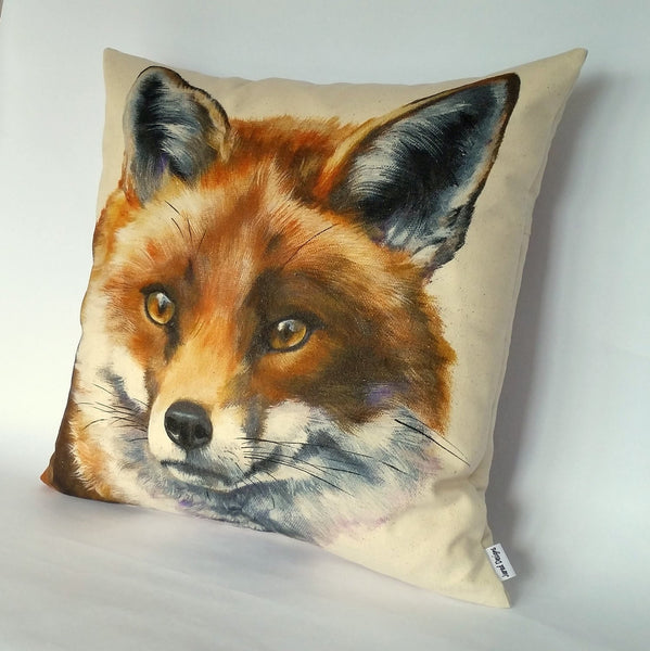 Fox Cushion right view